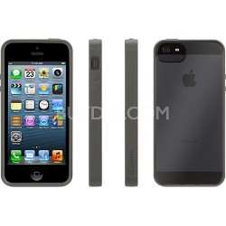 Reveal Case for iPhone 5/5s - Gray/Clear