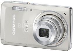 "Stylus 5010 14MP 2.7"" LCD Digital Camera (Titanium)"