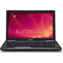 "Satellite 15.6"" L655-S5166 Notebook PC - Gray Intel Ci5 480M Processor"