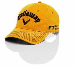 Golf Tour Lo-Pro Adjustable Cap in Mustard