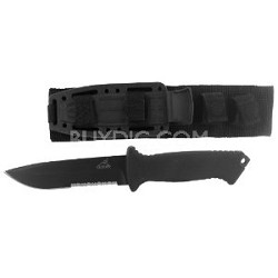 22-41121 - Prodigy Serrated Edge Survival Knife