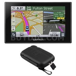 "nuvi 2599LMTHD Advanced Series 5"" GPS System w Lifetime Maps & HD Traffic Bundle"