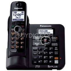 KX-TG6641B DECT 6.0 Expandable Digital Cordless Phone System