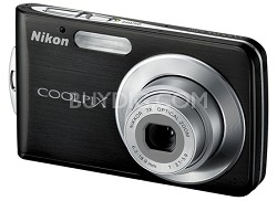 Coolpix S210 Digital Camera (Graphite Black) with Free 2GB Memory Card