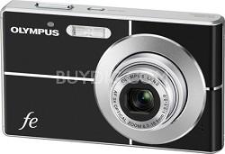 """FE-3000 10MP 2.7"""" LCD Digital Camera (Black)"""