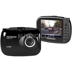 """GoSafe 272 Ultra Slim Dashcam 1080p Full HD with 2.4"""" LCD Wide Screen (GS272-US)"""