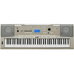 YPG235AD Portable Grand Keyboard - 76 Keys, Graded Soft Touch, Full Keyboard