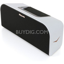 KMC 3 Portable 130 Watt Bluetooth Speaker System w/ Remote (White)