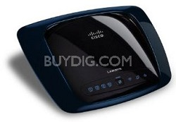 Dual-Band Wireless-N Router