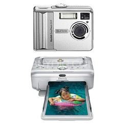 Easyshare C530 Digital Camera and Printer Dock Series 3 Bundle