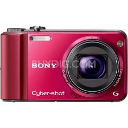 Cyber-shot DSC-H70 Red Digital Camera - OPEN BOX