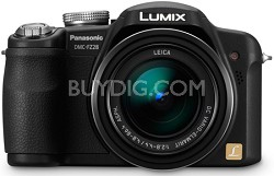 Lumix DMC-FZ28K 10MP Digital Camera w/ 18x Optical Zoom (Black)