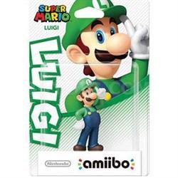 SuperMario amiibo Luigi WiiU