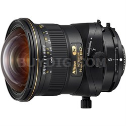 PC NIKKOR 19mm f/4E ED Ultra-Wide-Angle Tilt Shift Lens (20065)