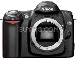 D50 Digital SLR Camera Body (Refurbished)