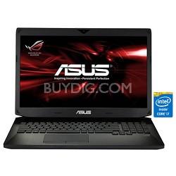 """17.3"""" G750JW-DB71 Full HD Gaming Notebook PC - Intel Core i7-4700MQ Processor"""