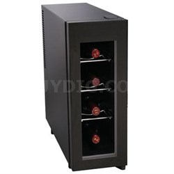 Igloo 4-Bottle Wine Cooler in Black - FRW041