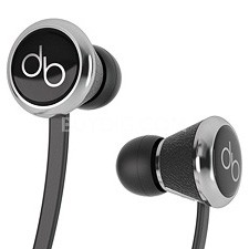 MHBTSIEDYBKCT Diddybeats In Ear Headphones w/ControlTalk - Black (129493)