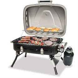 BR Gas Outdoor Grill SS 272sqi