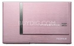 FINEPIX Z200fd 10 MP Digital Camera (Pink)