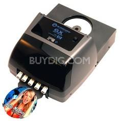 PX1-1000 GX Disc Printer, 1 Disc, USB2, Sure Thing, Inkjet Printer w/Cartridge