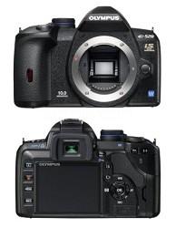 E-520 10.1MP Digital SLR (Body Only)