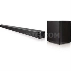 7.1ch 700w Smart Hi-Fi Wireless Bluetooth Soundbar - LAS950M - OPEN BOX