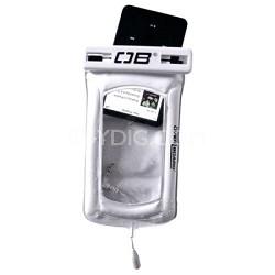 Waterproof MP3 case White