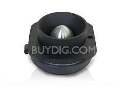 """BTB44R 4"""" Titanium Bullet Tweeter Black"""