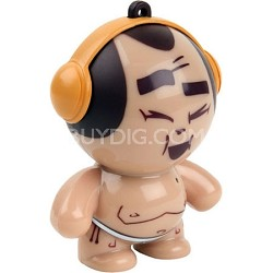 Headphonies-Sumo Designer Mini Portable Speaker for iPod iPhone and MP3 Players