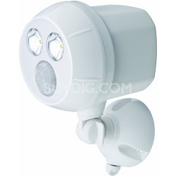 MB380 Weatherproof Wireless Battery Powered LED Ultra Bright 300 Lumen Spotlight