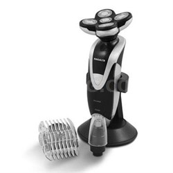 Pure Life Turbo 5 Headed Flex Wet/Dry Shaver - RPF-3200