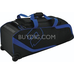 ID2P Wheeled Bag - Royal Blue