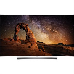 OLED55C6P 55-Inch C6 Curved OLED HDR 4K Smart TV w/ webOS 3.0 - OPEN BOX