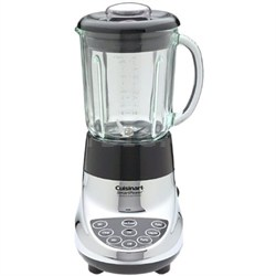 Smart Power 7 Speed Electric Blender, Chrome - Factory Refurbished