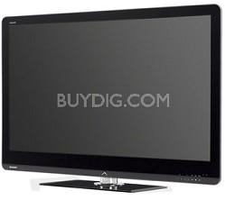 """LC-60LE810UN 60"""" 120Hz 1080p Quad Pixel LCD HDTV"""