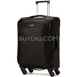 "Lift 21"" Spinner Luggage (Black)"