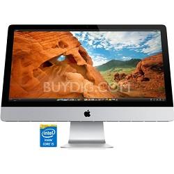 """21.5"""" 500GB iMac Desktop Computer - 1.4GHz Dual-Core Intel Core i5 Processor"""