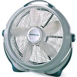 3300 - Wind Machine Floor Fan