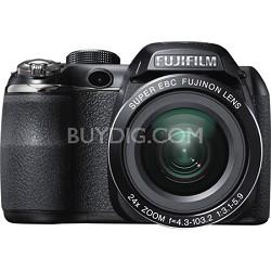 FinePix S4200 24x Optical Zoom 14 MP 3 inch LCD Digital Camera