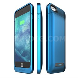 Elite Battery Case for iPhone 6 Plus and 6s Plus, Blue