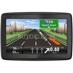 "VIA 1405TM 4.3"" GPS Navigator, Lifetime Traffic & Map Updates"