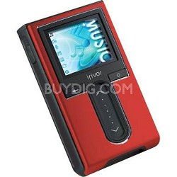 H10 - Trance Red Digital Media Player