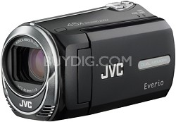 Everio GZ-MS250B Camcorder w/ 32GB Built-in Flash Memory & SD/SDHC Card Slot