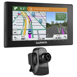 DriveSmart 60LMT GPS Navigator - 010-01540-01 w/ Garmin Air Vent Mount