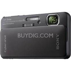 Cyber-shot DSC-TX10 16.2 MP Waterproof Digital Camera with Full HD Video (Black)