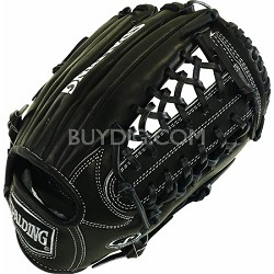 "Pro-Select Series 12"" Modified Trap Fielding Glove- Right Hand Throw"