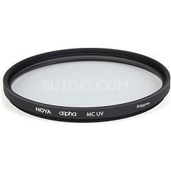 82mm Alpha UV (Ultra Violet) Multi Coated Glass Filter