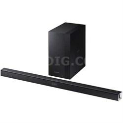 HW-J450 - 300 Watt 2.1ch Soundbar with Wireless Subwoofer & Bluetooth - OPEN BOX
