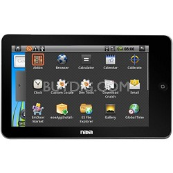 "NID-7000 core 7"" Tablet PC with 4gb Built In Memory Powered By Android OS"
